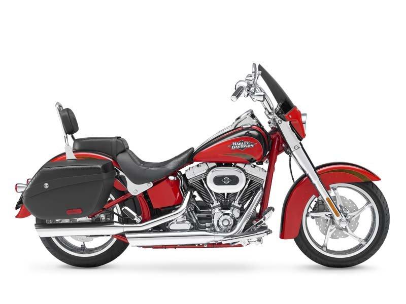 Harley-Davidson FLSTSE2 CVO Softail Convertible 2011