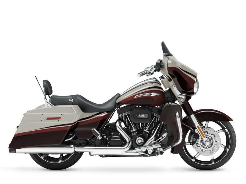 2011 Harley-Davidson CVO� Street Glide�