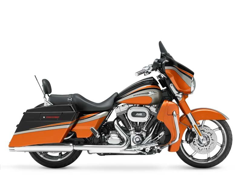 Harley-Davidson FLHXSE2 CVO Street Glide 2011