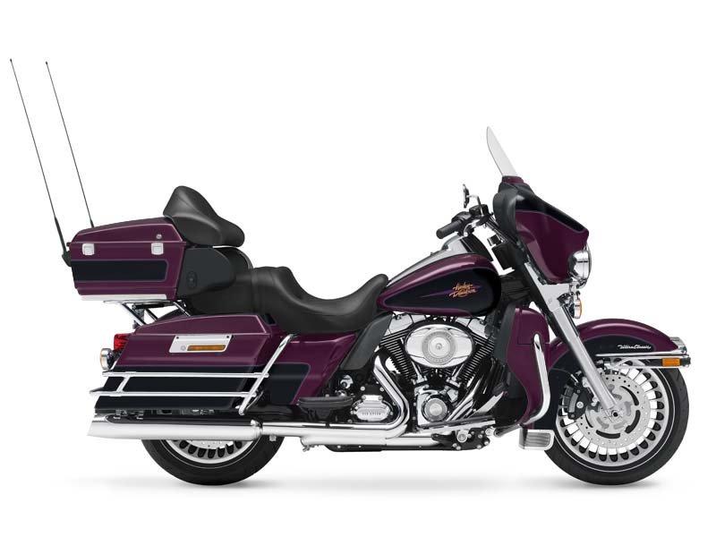 Harley-Davidson FLHTCU Ultra Classic Electra Glide 2011
