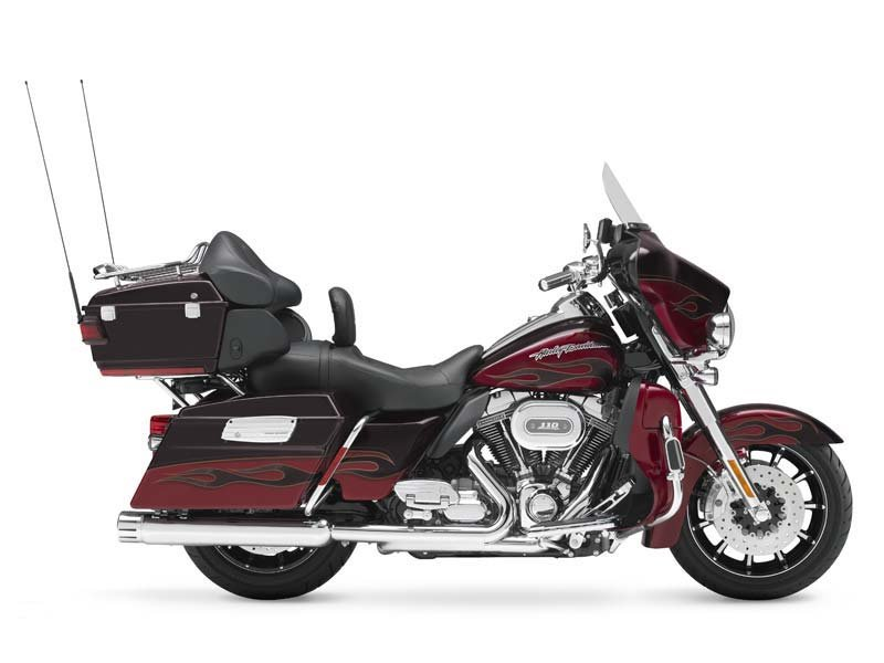 Harley-Davidson FLHTCUSE6 CVO Ultra Classic Electra Glide 2011