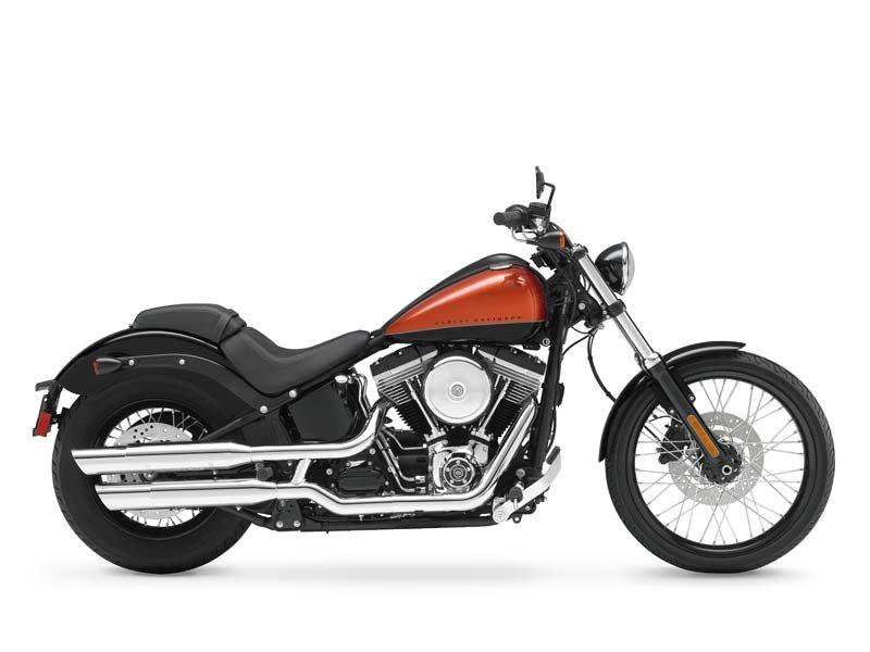 Harley-Davidson FXS Softail Blackline 2011