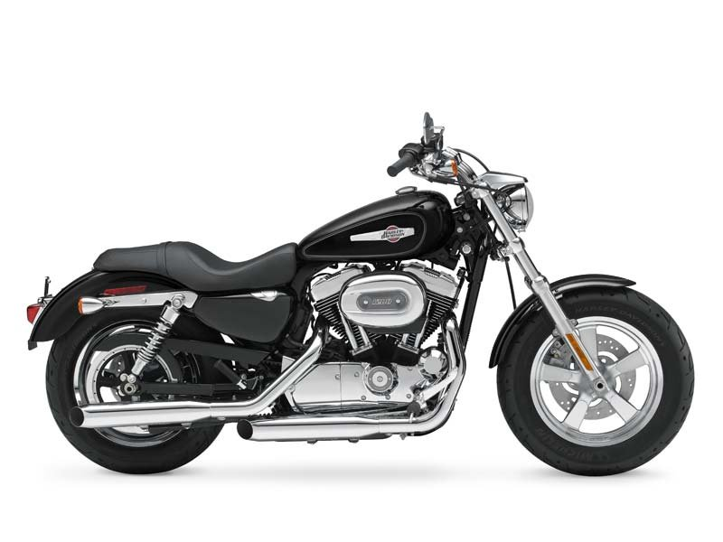 2011 XL1200C Sportster 1200 Custom