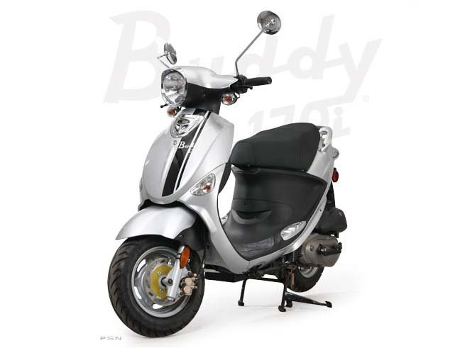 2012 Genuine Scooter Buddy 170i