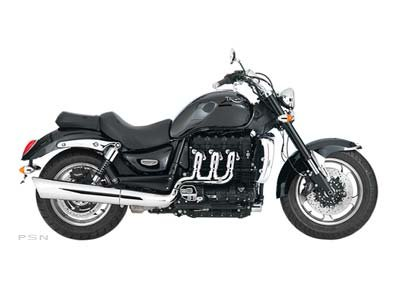 Triumph Rocket III Roadster 2011