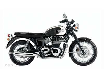 Triumph Bonneville T100 2011