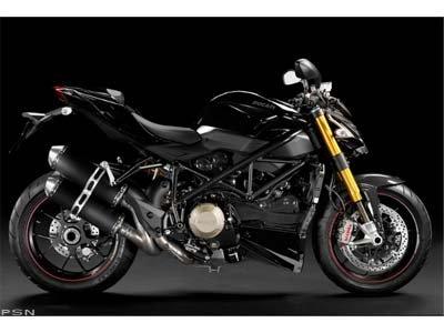 Ducati Streetfighter S 2011