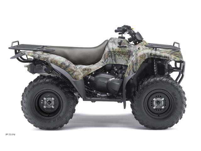 2011 Kawasaki Prairie 360 4x4 Camo