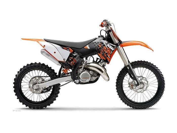 KTM 150 SX 2011