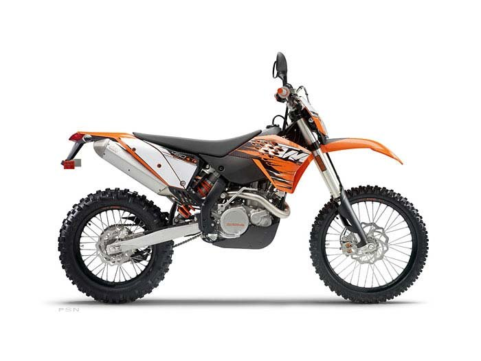 2011 KTM 450 EXC