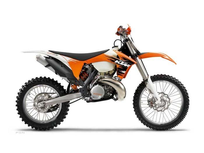 KTM 250 XC 2011