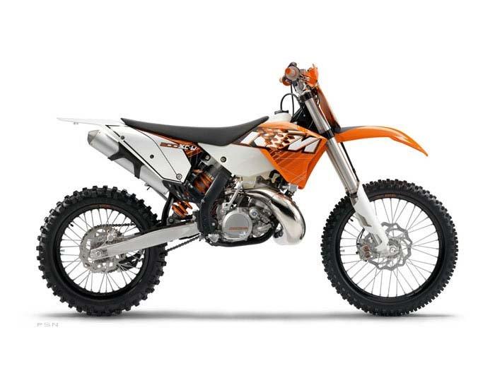 KTM 200 XC-W 2011