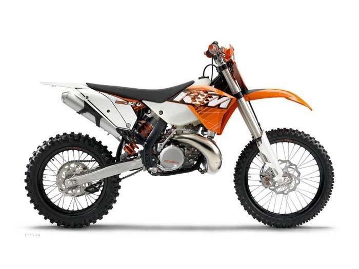 KTM 250 XC-W 2011