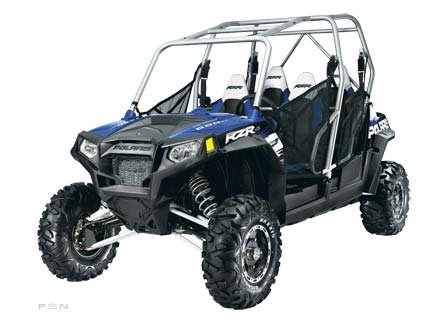 Polaris Ranger RZR 4 800 EPS Robby Gordon 2011