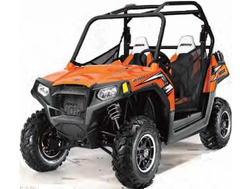 Polaris Ranger RZR 800 EPS Orange Madness LE 2011