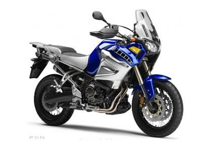 Yamaha Super T�n�r� (2012 Model) 2011