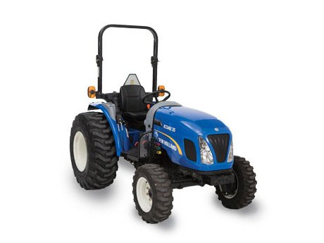 Last one at this kind of price. This price includes the NH 240TLA Quick Attach Loader