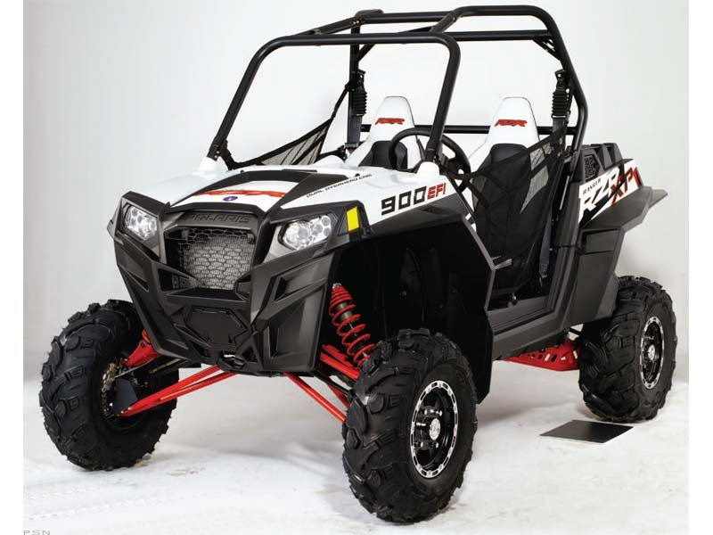 2011 Polaris Ranger RZR XP 900 White Lightning LE