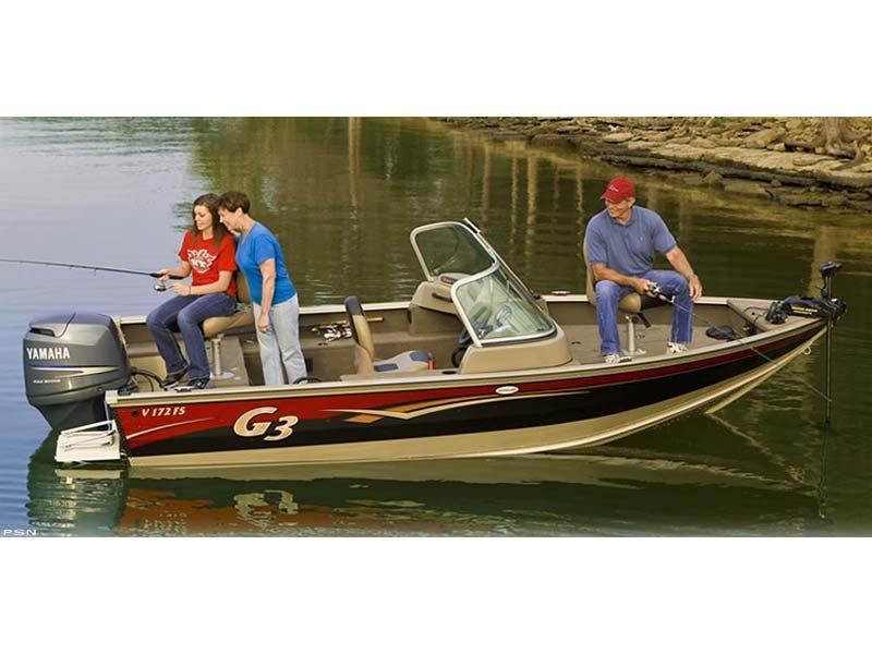 G3 Boats Angler V172 FS 2011