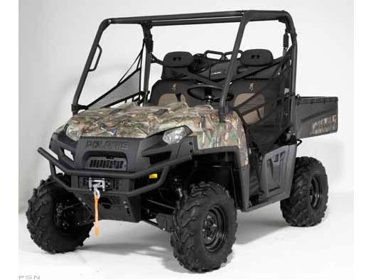 Polaris Ranger XP 800 EPS Browning LE with Pursuit Camo 2011