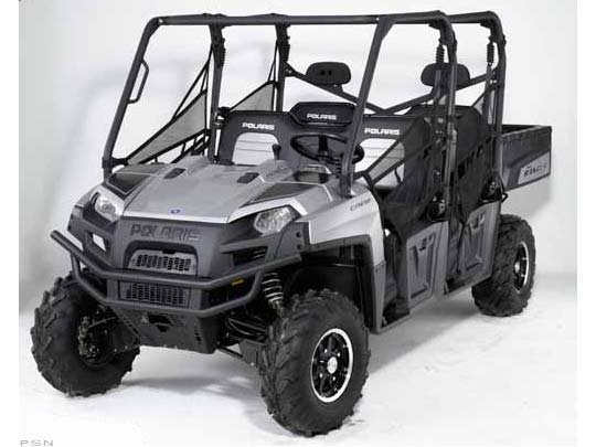 Polaris Ranger Crew 800 EPS Turbo Silver LE 2011