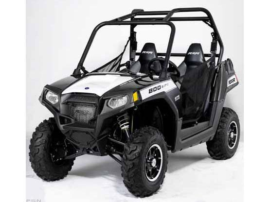 Polaris Ranger RZR 800 EPS Super Graphite Rally LE 2011