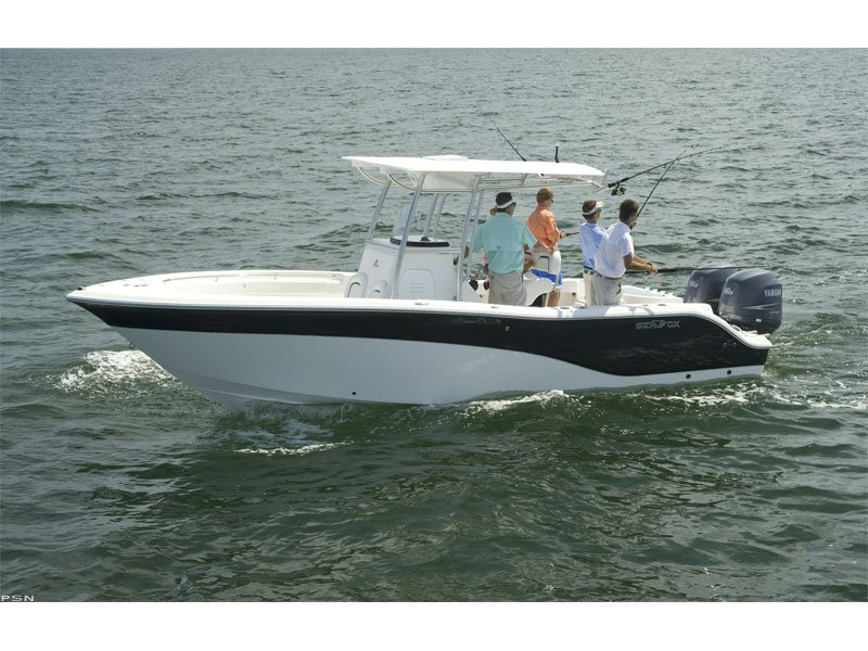 2011 Sea Fox 256CC
