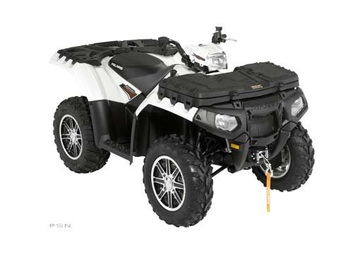 Polaris Sportsman XP 850 EPS Pearl White LE 2011
