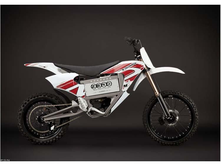 2011 Zero MX™ Dirt