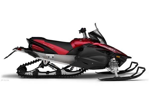 Yamaha Apex XTX 2011