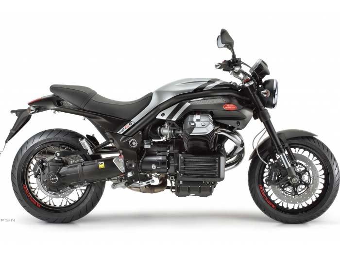 2012 Moto Guzzi Griso 8V SE