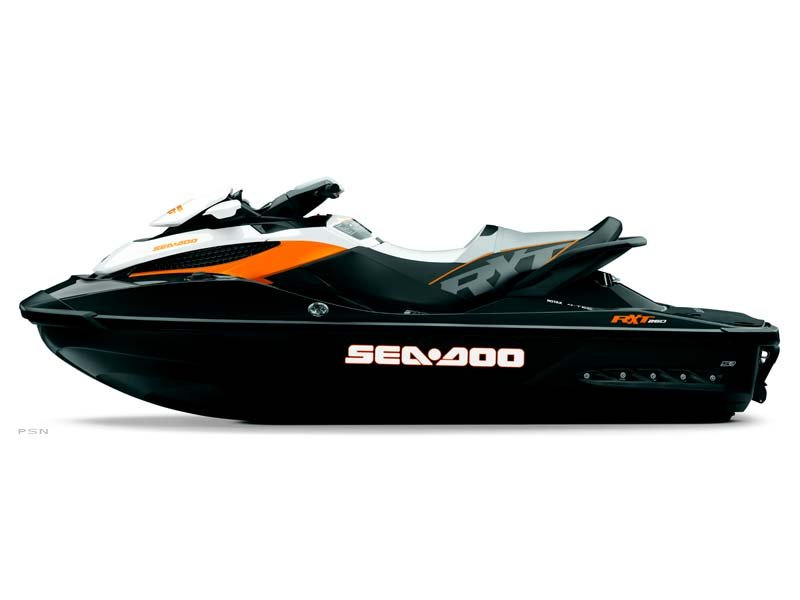 2013 Sea-Doo RXT 260
