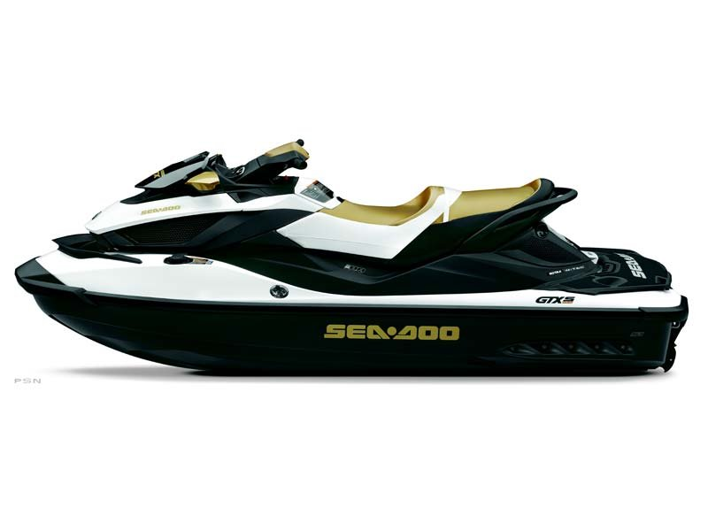 2012 Sea-Doo GTX S 155