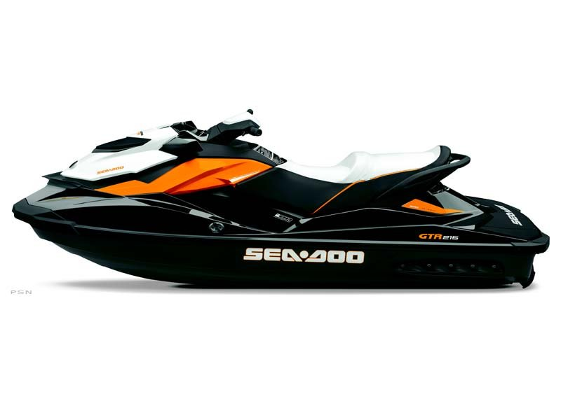 2013 Sea-Doo GTR 215™