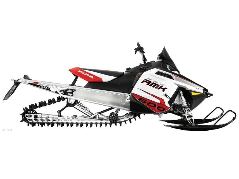 2013 Polaris 600 PRO-RMK 155
