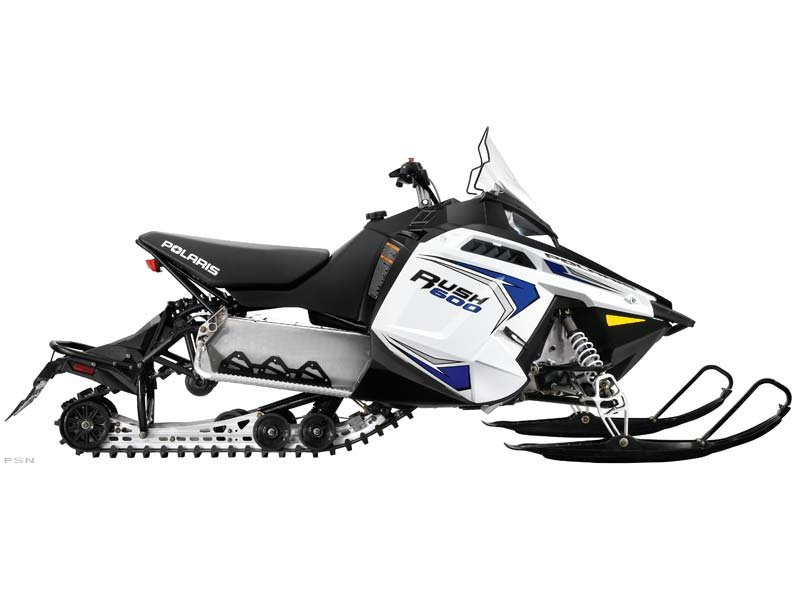 2012 Polaris 600 Rush | 1