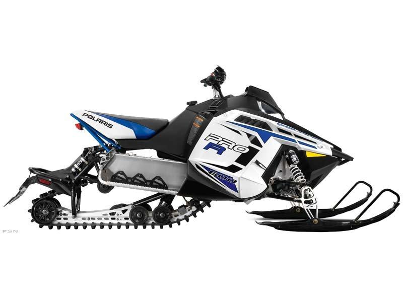 2012 Polaris 600 Rush Pro-R