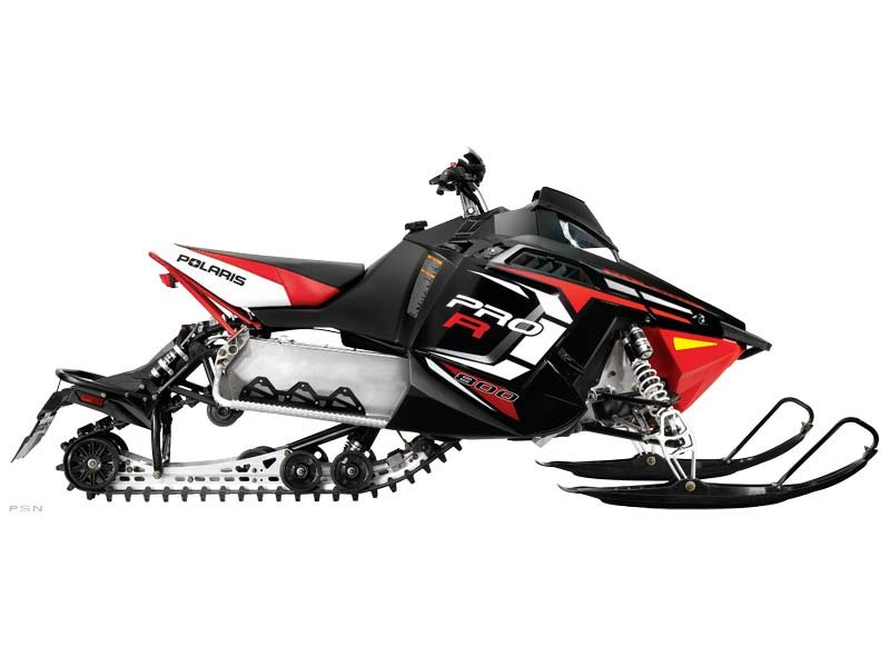 2012 Polaris 800 Rush Pro-R