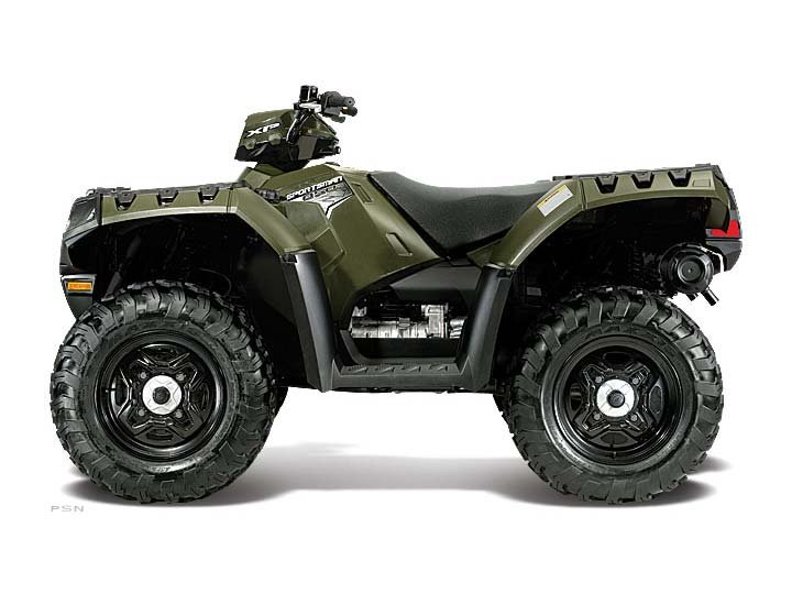 2012 Polaris Sportsman XP 850 H.O.