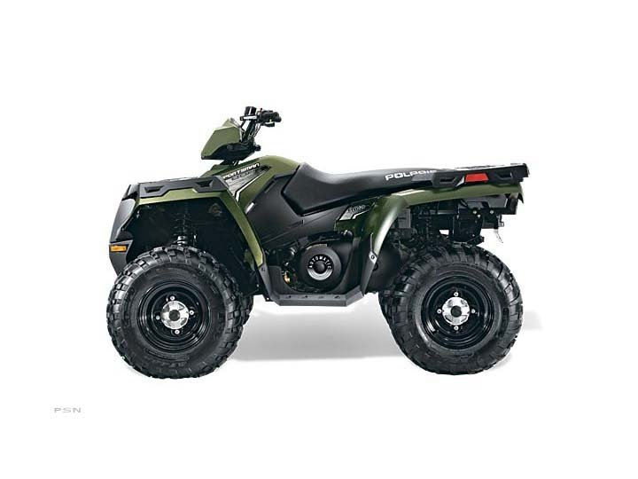 2012 Polaris Sportsman 800 EFI