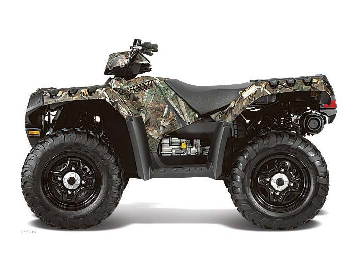2012 Polaris Sportsman 550