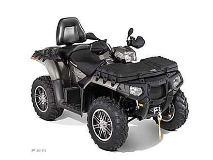 2012 Polaris Sportsman Touring 850 H.O. EPS Bronze Mist LE