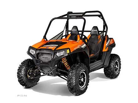 2012 Polaris Ranger RZR S 800 Orange Madness / Black LE