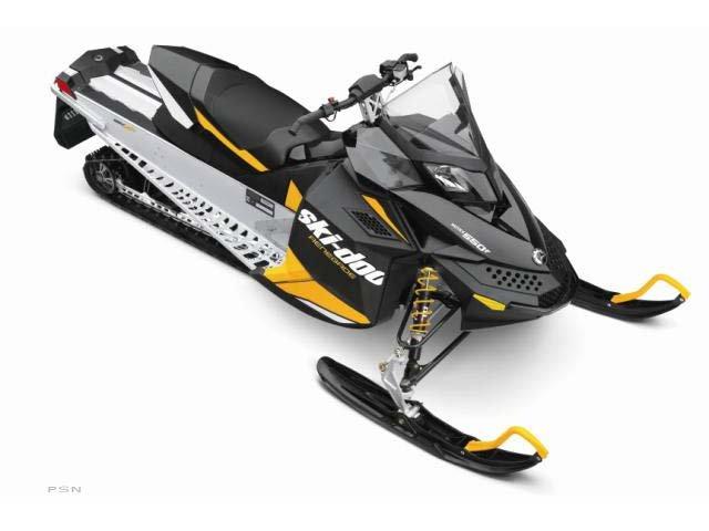 2012 Ski Doo Renegade Sport 550f