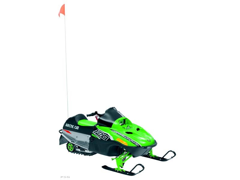 2012 Arctic Cat Sno Pro 120