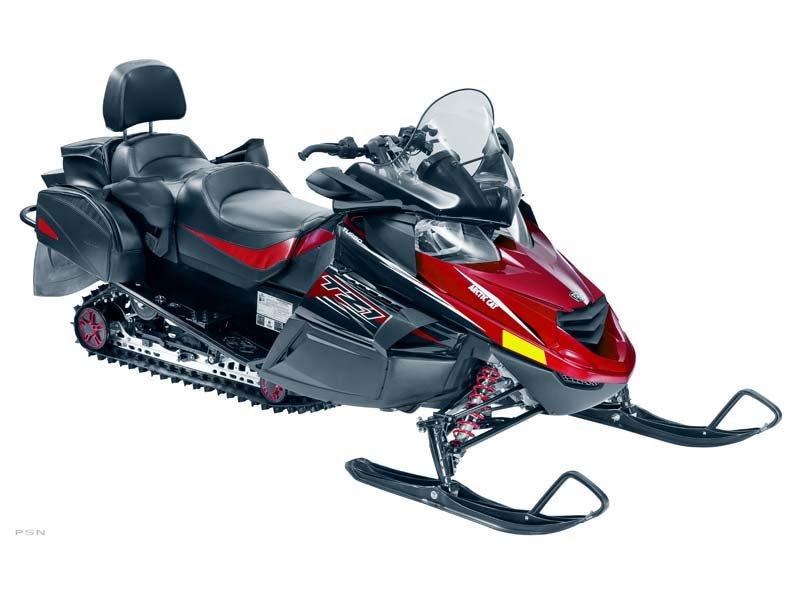 2012 Arctic Cat Tz1 Turbo Lxr