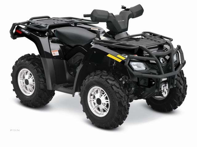 2012 Can-Am Outlander 400 EFI XT