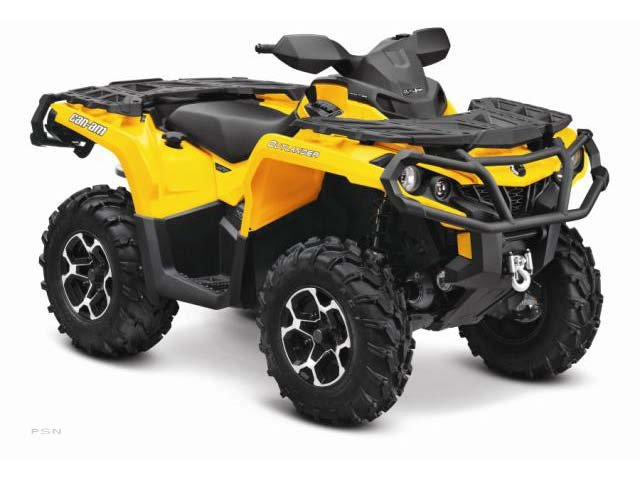 2012 Can-Am Outlander 1000 EFI XT