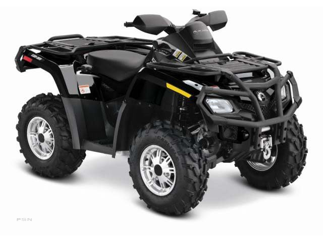 2012 Can-Am Outlander 500 EFI XT