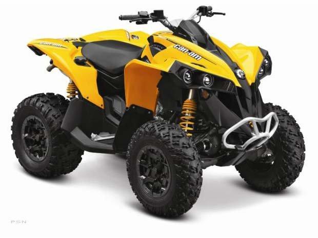 2012 Can-Am Renegade® 1000 EFI